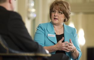 Full video of my 1/30 TribLive interview with Debra Medina, a candidate for Texas comptroller in 2014.