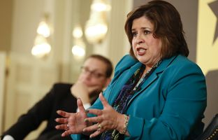 At Thursday's TribLive conversation, state Sen. Leticia Van de Putte, D-San Antonio, a 2014 candidate for Texas lieutenant governor, talked about where she and state Sen.Wendy Davisof Fort Worth, the Democratic frontrunner for governor, differ on open carry.