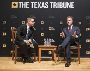 Full video of my conversation with Speaker Joe Straus, R-San Antonio, at our 11/29 symposium previewing the 85th Legislative Session.