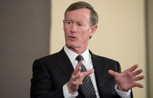 At our 2/5 conversation, Admiral William McRaven, the chancellor of the University of Texas System, defended the current state law allowing undocumented students to pay in-state tuition rates at public universities.