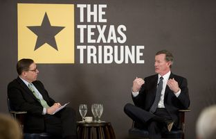 Full video of my 2/5 conversation with Adm. William McRaven, the chancellor of the University of Texas System.