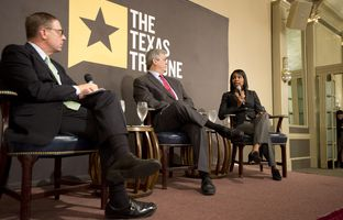 Full video of my 9/4 conversation with Austin Mayor Steve Adler and San Antonio Mayor Ivy Taylor.