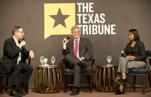 At our 9/4 conversation, Austin Mayor Steve Adler and San Antonio Mayor Ivy Taylor talked about the expected impact of open carry on their cities and the importance of their police officers wearing body cameras.