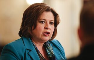 Full video of my 2/6 TribLive conversation with state Sen. Leticia Van de Putte, D-San Antonio, a 2014 candidate for Texas lieutenant governor.