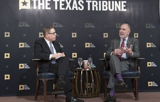 Full video of my 12/1 conversation with Michael Young, the president of Texas A&M University. Topics discussed: a white supremacist's visit to campus, the fate of undocumented students, graduation rates, enrollment growth, higher ed funding and, inevitably, football.