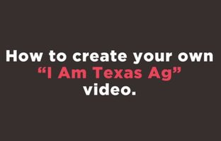 "Uvalde Mayor J Allen Carnes, a Republican candidate for agriculture commissioner, launched a video campaign Monday called ""I am Texas Ag."" Carnes says he is trying to promote the importance of agriculture to Texas' food supply and economy."