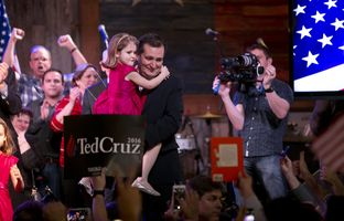 Republican presidential candidate Ted Cruz took Texas, Oklahoma and Alaska in the string of Super Tuesday contests. The wins mark Cruz's first since winning the Iowa caucuses, and he said the field of GOP presidential contenders should now get even smaller.