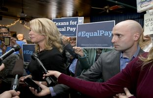 Here's full video of state Sen. Wendy Davis answering questions Monday about her legal work, the Affordable Care Act, Medicaid expansion and funding transportation.