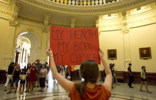 With a packed gallery, and amid fierce debate, the Texas House took up Senate Bill 5 on Sunday — and early Monday. The bill would ban abortion after 20 weeks of gestation and impose stricter requirements on those who perform the procedure.
