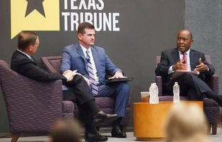 Full video of my 6/29 conversation about Houston and the 84th legislative session with state Sen. Brandon Creighton, R-Conroe, and state Rep. Sylvester Turner, D-Houston.