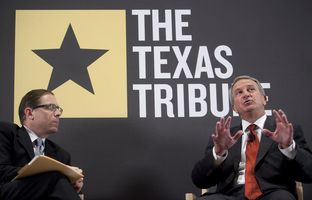 At the Trib's April 25 symposium on health care at the University of Texas at Austin, I talked with Kyle Janek, the executive commissioner of Texas Health and Human Services, about the prospects for leveraging federal dollars to reduce the number of uninsured Texans.