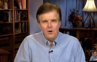 State Sen. Dan Patrick, R-Houston, announced Thursday morning that he will run for lieutenant governor in 2014, choosing a moment between special legislative sessions to challenge sitting Lt. Gov. David Dewhurst, who has said he will seek re-election.